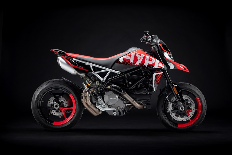 01 DUCATI HYPERMOTARD 950 RVE UC169737 High