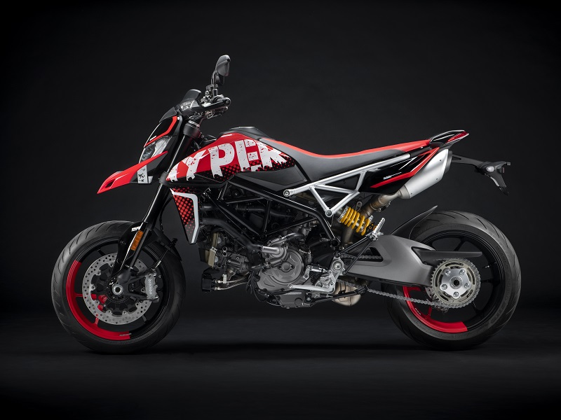 03 DUCATI HYPERMOTARD 950 RVE UC169733 High