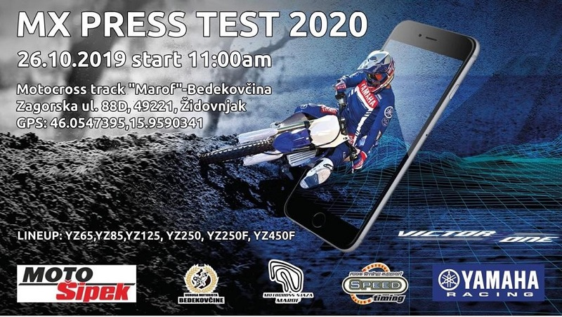 Yamaha MX Press Test2