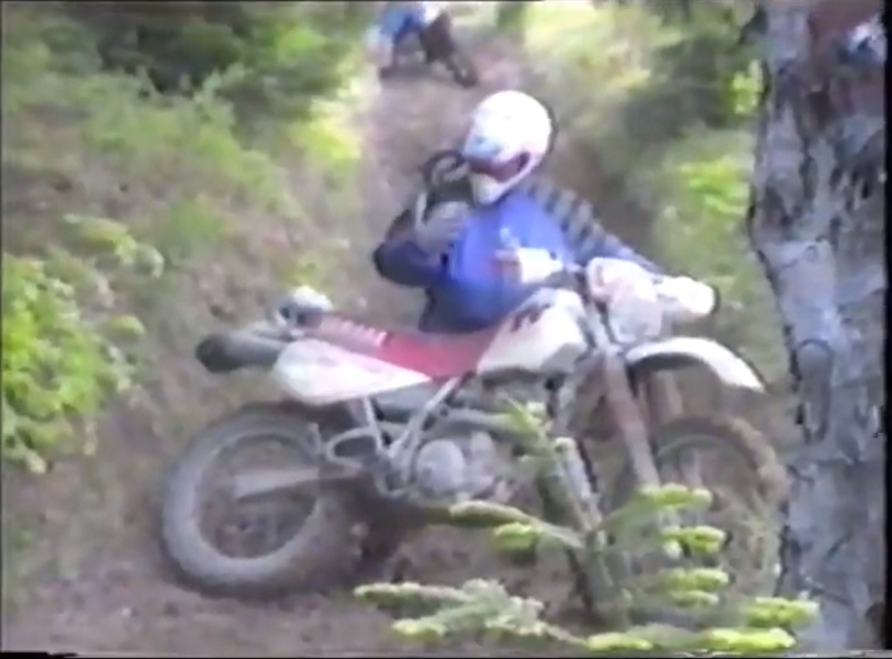 Enduro Rally Ravna Gora 1993