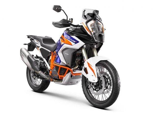 Novitet: KTM 1290 Super Adventure R