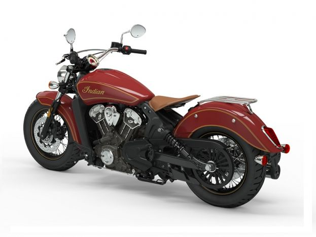 Indian Scout 100th Anniversary & Scout Bobber Twenty
