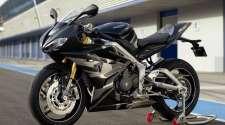 Novitet: Triumph Daytona Moto2 765 LE