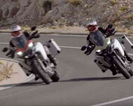 Multistrada 1260 Enduro - Beyond Boundaries