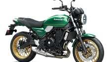 Retro novitet: Kawasaki Z650 RS