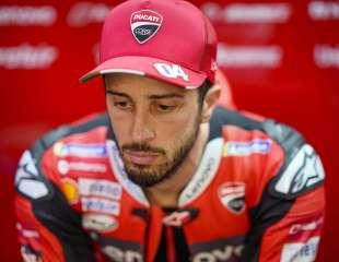 MotoGP: Dovizioso se ozlijedio na MX utrci