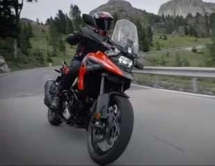 Teaser: Novi Suzuki V-Strom 1000