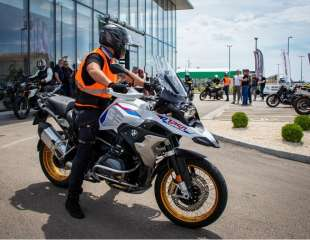 BMW Motorrad Road Show oduševio u Zadru