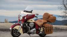 Novitet: Indian Roadmaster Classic
