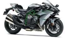 Kawasaki Ninja H2 za 2019. ima čak 242 KS