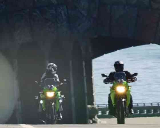 New Kawasaki Versys-X 300 MY17 - ANY ROAD ANY TIME