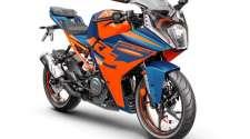 Novi KTM RC 390 za 2022.