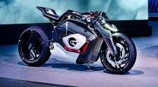 Koncept: BMW Motorrad Vision DC Roadster