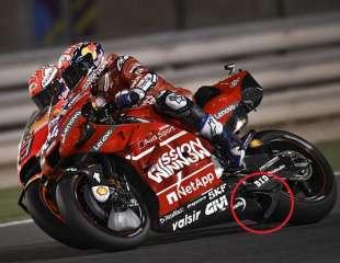MotoGP: Hoće li Doviziosu zbog spojlera oduzeti pobjedu?