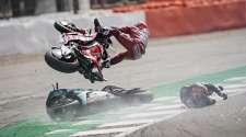 MotoGP: Brutalan pad Doviziosa u 8 fotografija