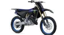 Nova dvotaktna Yamaha YZ 125