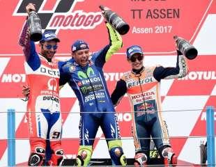 MotoGP: Sjajna pobjeda Rossija u Assenu