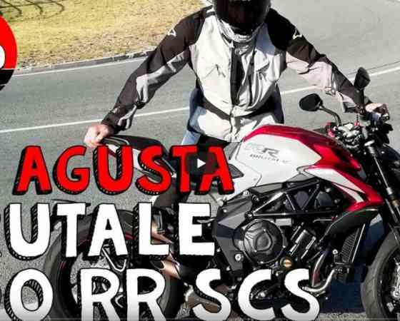 MV Agust Brutale 800 RR SCS