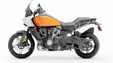 Novitet: Harley-Davidson Pan America 1250